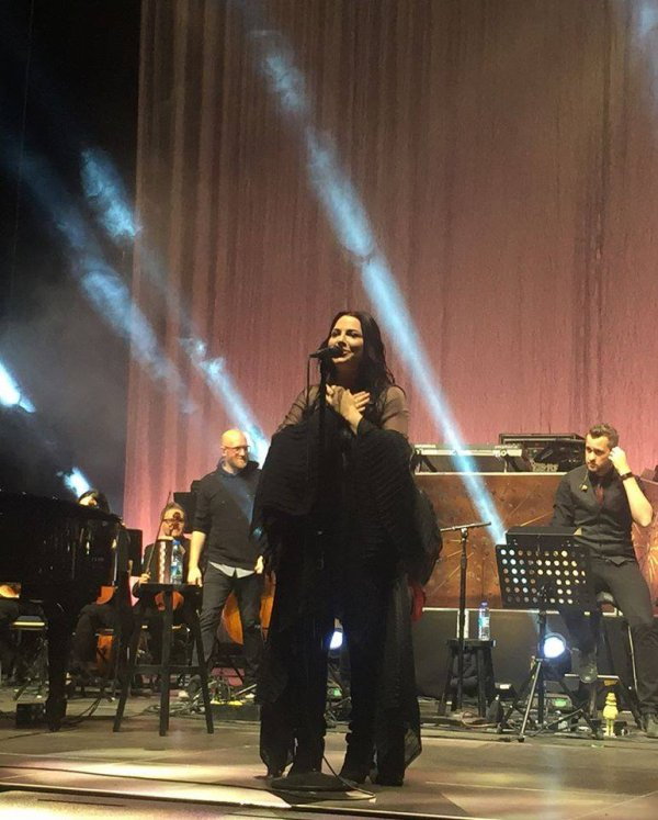 Review : Evanescence/Synthesis Live - Leipzig/Allemagne 23/03/18 Partie III