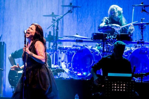 Review : Evanescence/Synthesis Live - Amsterdam/Pays-Bas 25/03/18 Partie I