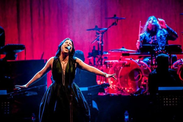 Review : Evanescence/Synthesis Live - Amsterdam/Pays-Bas 25/03/18 Partie II