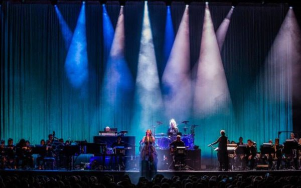 Review : Evanescence/Synthesis Live - Amsterdam/Pays-Bas 25/03/18 Partie III