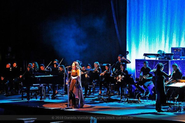 Review : Evanescence/Synthesis Live - Dusseldorf/Allemagne 26/03/18 Partie I
