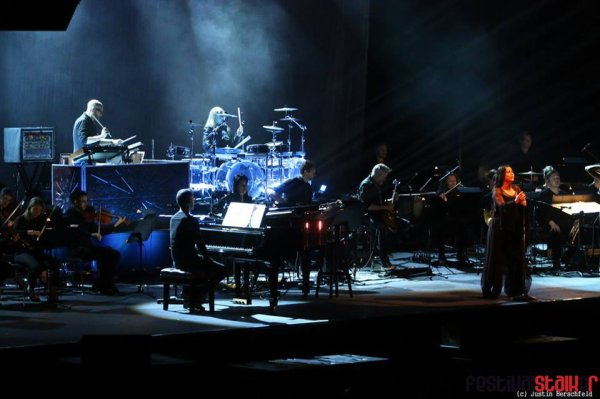 Review : Evanescence/Synthesis Live - Dusseldorf/Allemagne 26/03/18 Partie II