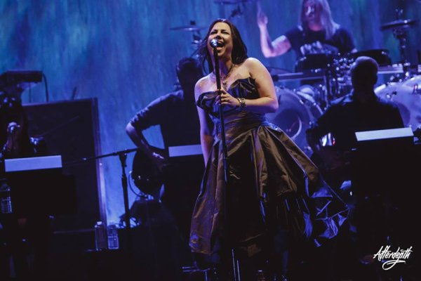 Review : Evanescence/Synthesis Live - Paris/France 28/03/18 Partie I