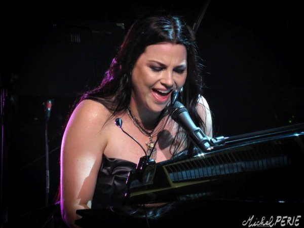 Review : Evanescence/Synthesis Live - Paris/France 28/03/18 Partie II
