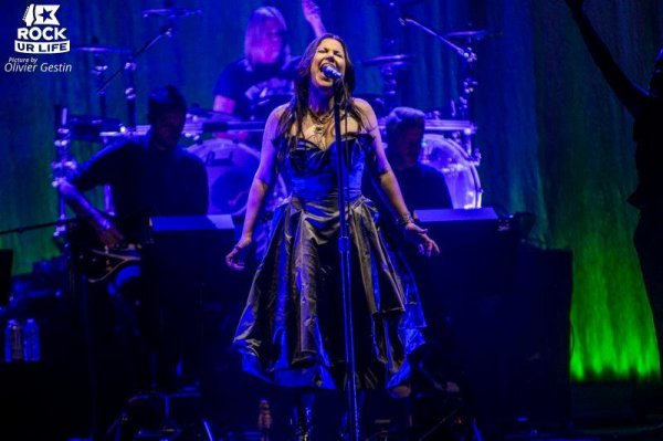 Review : Evanescence/Synthesis Live - Paris/France 28/03/18 Partie III