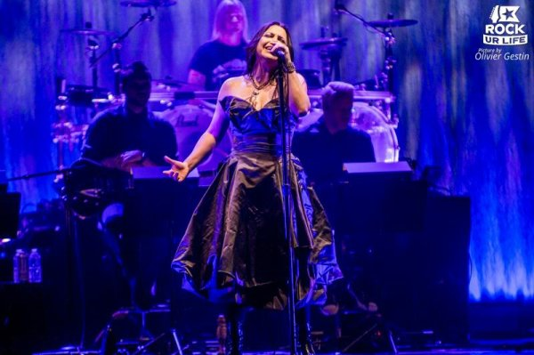 Review : Evanescence/Synthesis Live - Paris/France 28/03/18 Partie IV