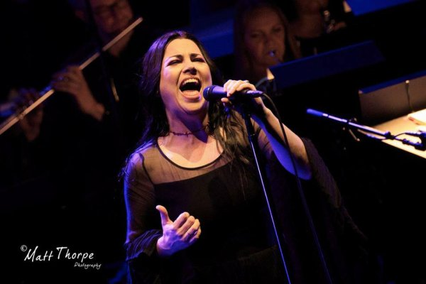 Review : Evanescence/Synthesis Live - Londres/Angleterre 30/03/18 Partie I
