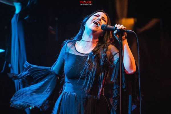 Review : Evanescence/Synthesis Live - Londres/Angleterre 30/03/18 Partie II