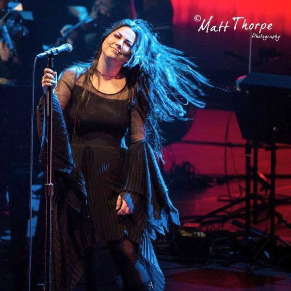 Review : Evanescence/Synthesis Live - Londres/Angleterre 30/03/18 Partie III