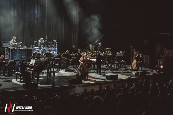 Review : Evanescence/Synthesis Live - Londres/Angleterre 31/03/18 Partie I