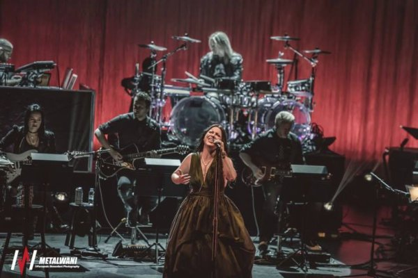 Review : Evanescence/Synthesis Live - Londres/Angleterre 31/03/18 Partie II