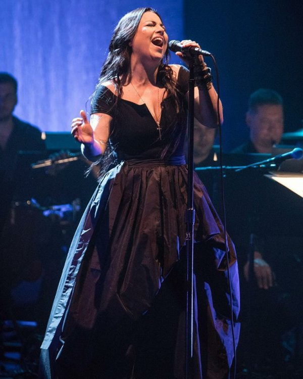 Review : Evanescence/Synthesis Live - Manchester/Angleterre 02/04/18 Partie I