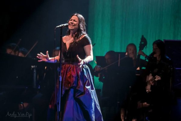 Review : Evanescence/Synthesis Live - Manchester/Angleterre 02/04/18 Partie II