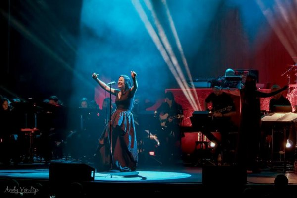 Review : Evanescence/Synthesis Live - Manchester/Angleterre 02/04/18 Partie III