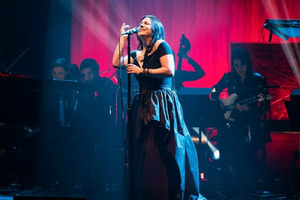Review : Evanescence/Synthesis Live - Manchester/Angleterre 02/04/18 Partie IV
