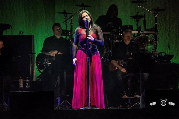 Review : Evanescence/Synthesis Live - Nottingham/Angleterre 03/04/18 Partie I
