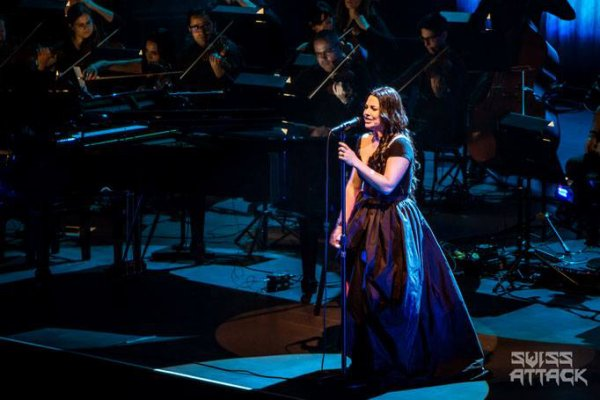 Review : Evanescence/Synthesis Live - Zurich/Suisse 20/03/18 Partie III