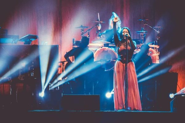 Review : Evanescence/Synthesis Live - Nottingham/Angleterre 03/04/18 Partie II