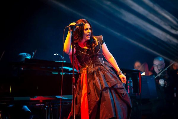 Review : Evanescence/Synthesis Live - Glasgow/Angleterre 05/04/18 Partie I