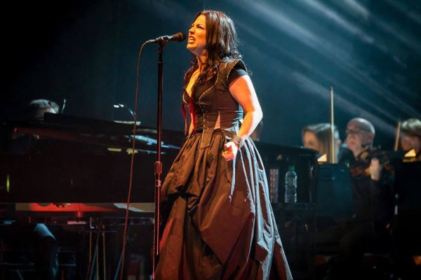 Review : Evanescence/Synthesis Live - Glasgow/Angleterre 05/04/18 Partie II