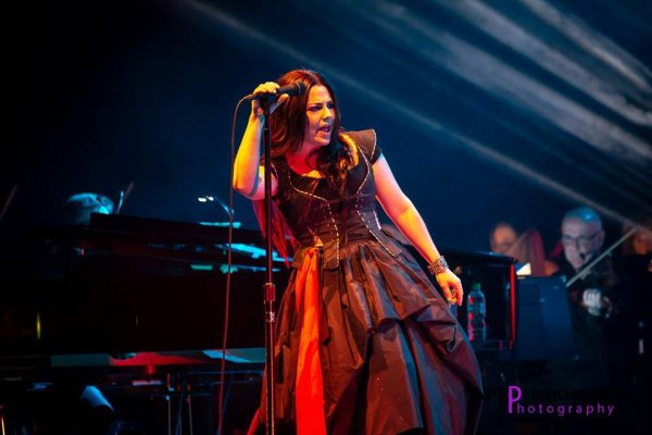 Review : Evanescence/Synthesis Live - Glasgow/Angleterre 05/04/18 Partie III