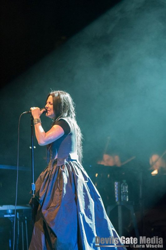 Review : Evanescence/Synthesis Live - Glasgow/Angleterre 05/04/18 Partie IV