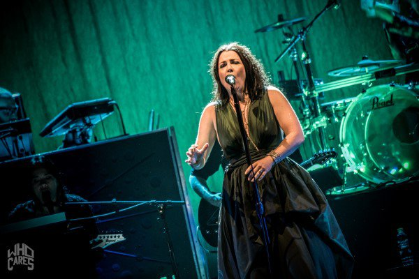 Review : Evanescence/Synthesis Live - Bruxelles/Belgique 08/04/18 Partie I