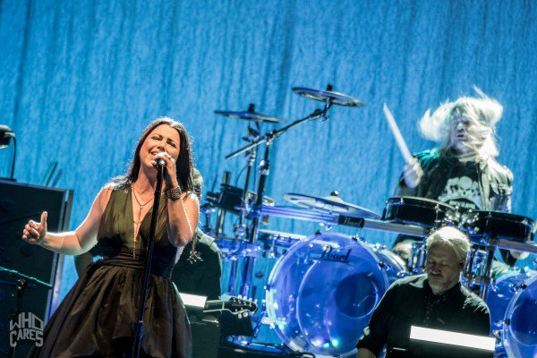 Review : Evanescence/Synthesis Live - Bruxelles/Belgique 08/04/18 Partie II