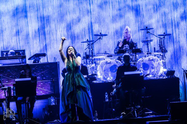 Review : Evanescence/Synthesis Live - Bruxelles/Belgique 08/04/18 Partie III
