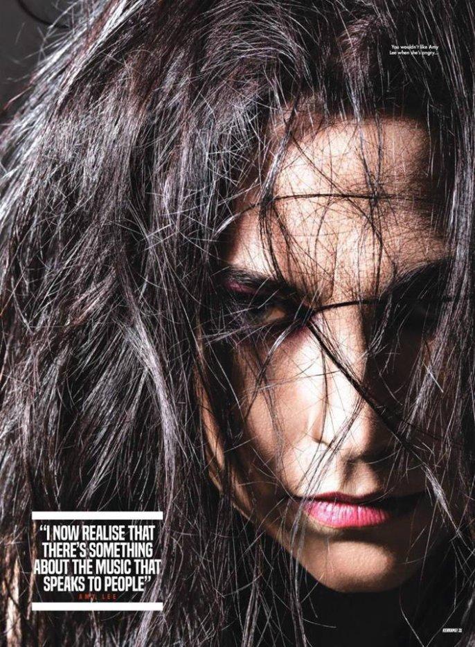 Screens: Kerrang! Magazine - Avril 2018 (11/04/18)