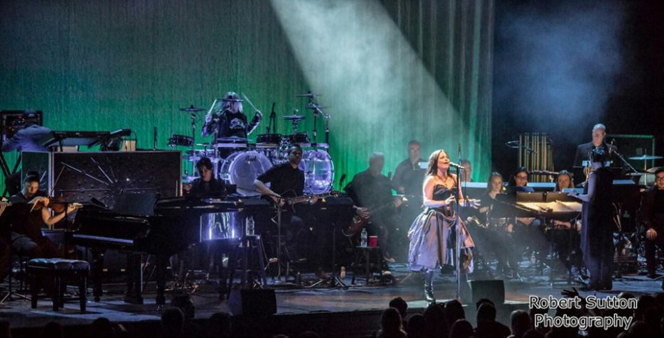 Review : Evanescence/Synthesis Live - Londres/Angleterre 09/04/18 Partie III