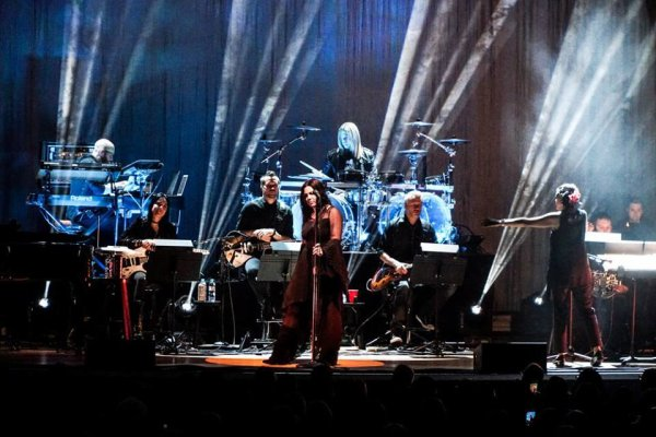 Review : Evanescence/Synthesis Live - Sheffield/Angleterre 06/04/18 Partie I