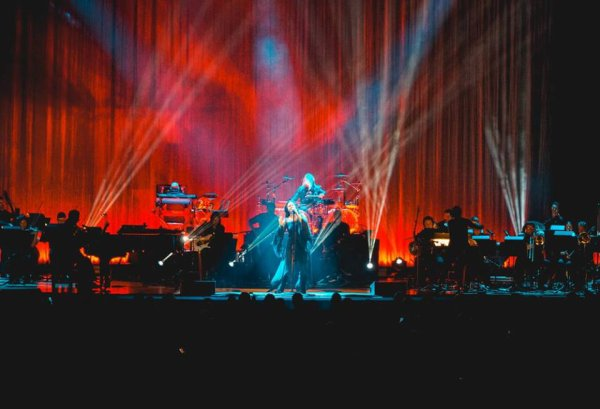 Review : Evanescence/Synthesis Live - Sheffield/Angleterre 06/04/18 Partie II