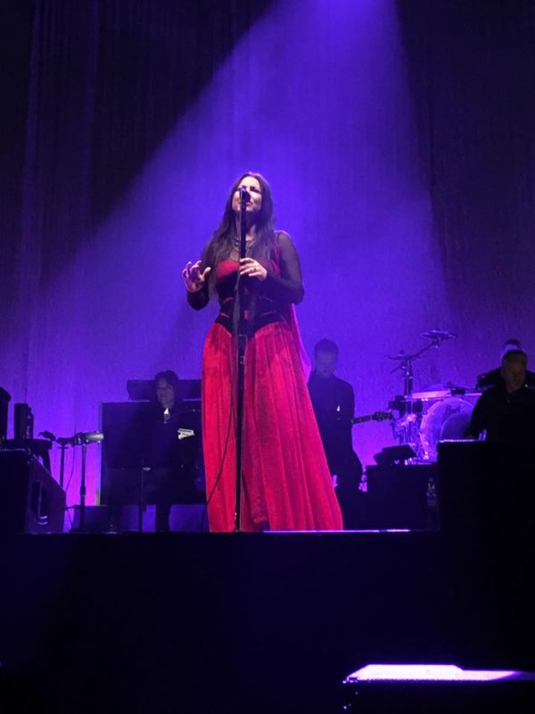 Review : Evanescence/Synthesis Live - Nottingham/Angleterre 03/04/18 Partie III