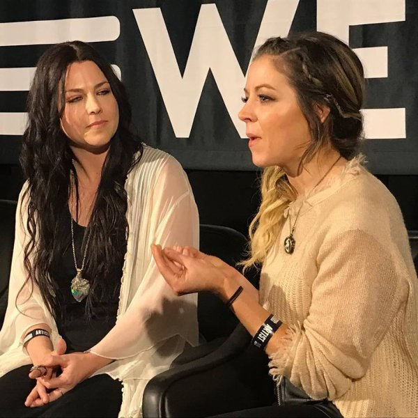 Amy Lee & Lindsey Stirling: Live Nation - NationalConcertWeek 30/04/18 Partie I