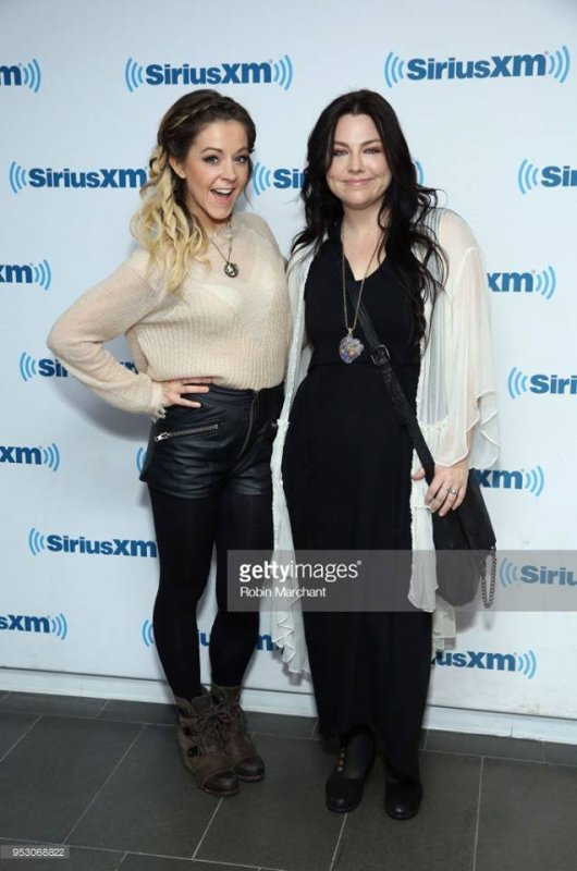 Amy Lee & Lindsey Stirling: Live Nation - NationalConcertWeek 30/04/18 Partie II