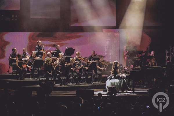 Review : SynthesisLive/Ft Lindsey Stirling - Cincinnati 14/07/18 Partie I