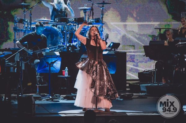 Review : SynthesisLive/Ft Lindsey Stirling - Cincinnati 14/07/18 Partie II