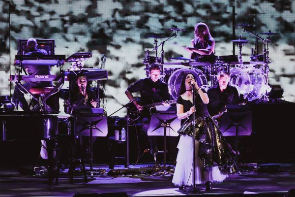 Review : SynthesisLive/Ft Lindsey Stirling - Mansfield 18/07/18 Partie II