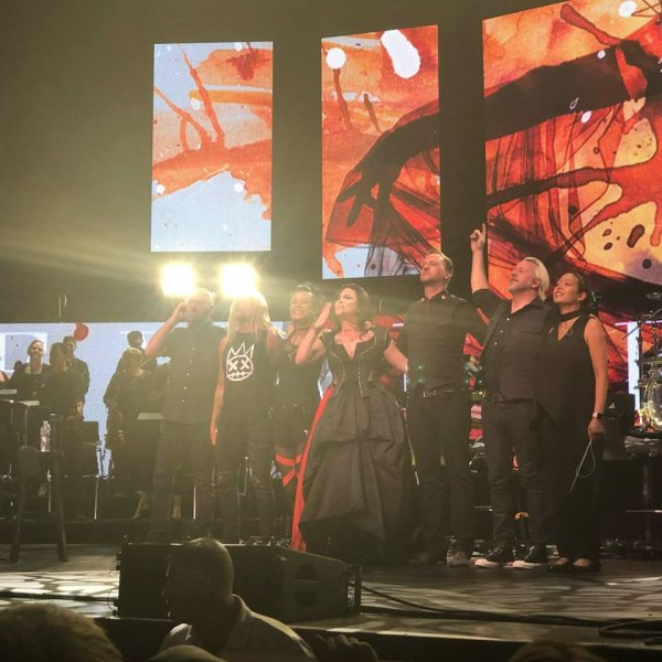 Review : SynthesisLive/Ft Lindsey Stirling - Charlotte 20/07/18 Partie I
