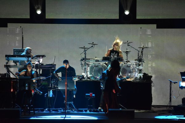 Review : SynthesisLive/Ft Lindsey Stirling - Bristow 24/07/18 Partie II