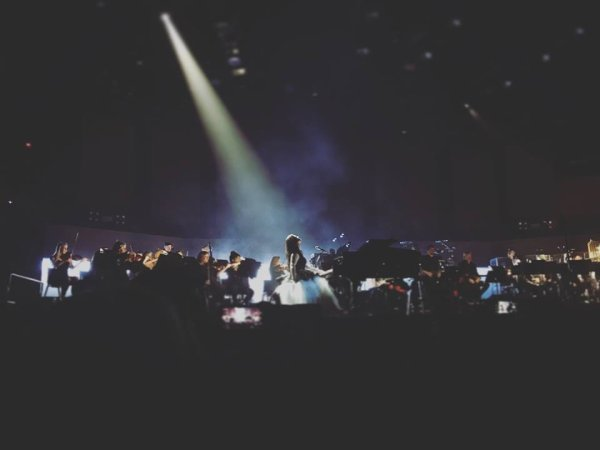 Review : SynthesisLive/Ft Lindsey Stirling - Uncasville 25/07/18 Partie II