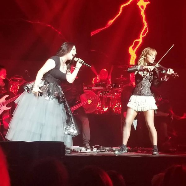 Review : SynthesisLive/Ft Lindsey Stirling - Uncasville 25/07/18 Partie III