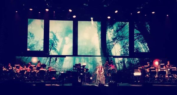 Review : SynthesisLive/Ft Lindsey Stirling - Toronto 27/07/18 Partie I