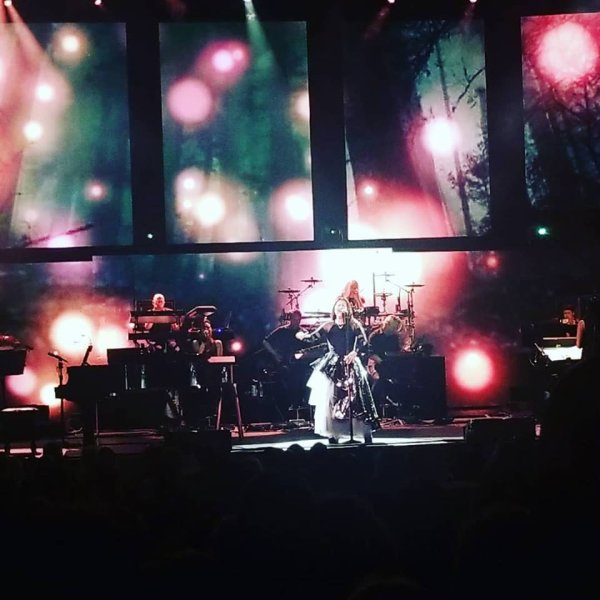 Review : SynthesisLive/Ft Lindsey Stirling - Saratoga Springs 28/07/18 Partie I
