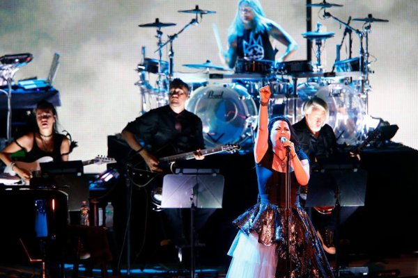 Review : SynthesisLive/Ft Lindsey Stirling - Holmdel 10/08/18 Partie I