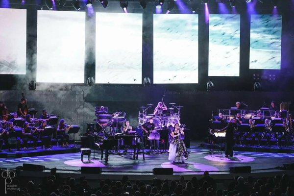 Review : SynthesisLive/Ft Lindsey Stirling - Holmdel 10/08/18 Partie II