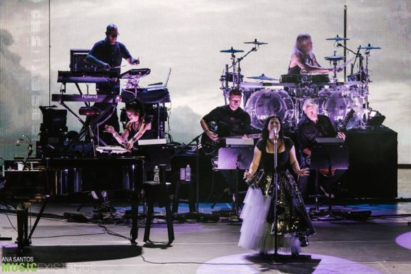 Review : SynthesisLive/Ft Lindsey Stirling - Holmdel 10/08/18 Partie III