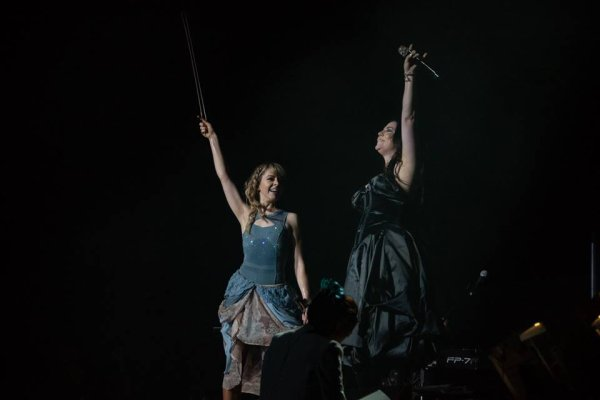 Review : SynthesisLive/Ft Lindsey Stirling - Wantagh 11/08/18 Partie III