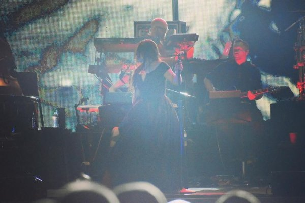 Review : SynthesisLive/Ft Lindsey Stirling - Simpsonville 14/08/18 Partie I